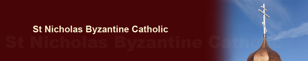 Byzantine Catholic
